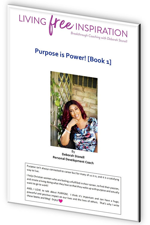 Purpose is Power [Book 1]