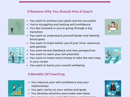 Coaching - What's in it for you?