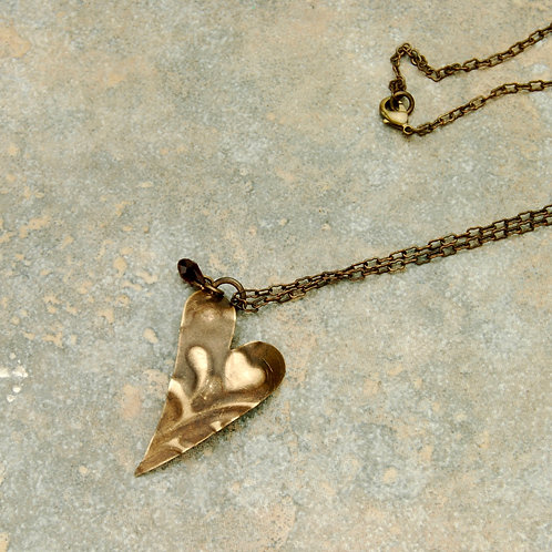My Growing Heart Necklace