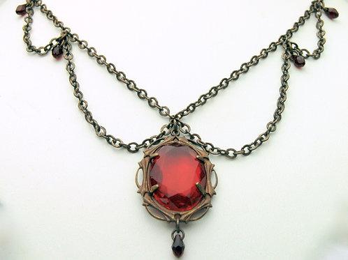Victorian Swag Necklace