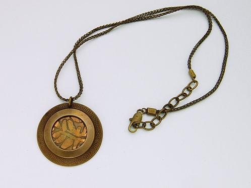 Woodland Fern Necklace