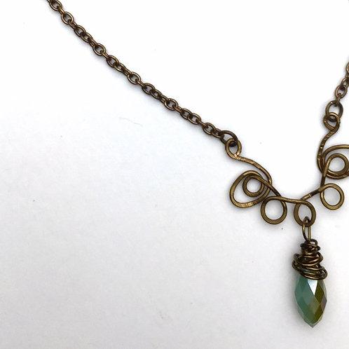 Doodle Necklace