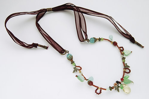 Berry Vine Necklace