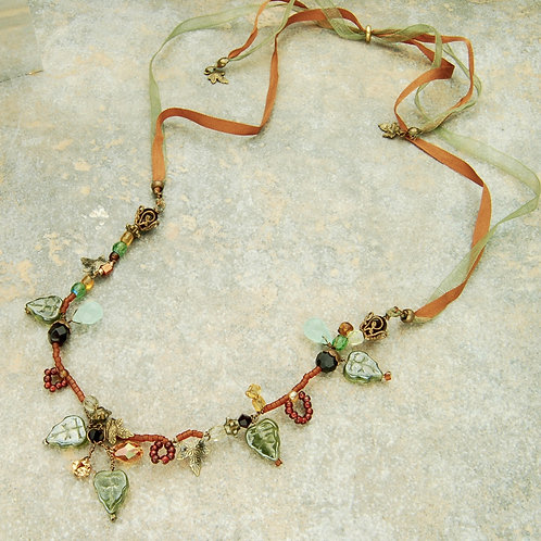 Woody Vine Necklace