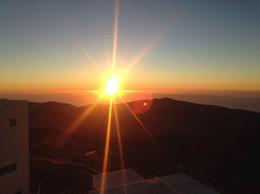 astronomy Emily Rickman sunset