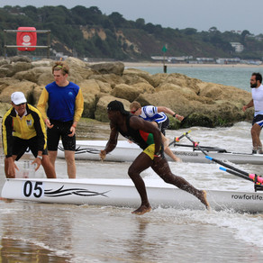 Vanuatu claim their first ever Commonwealth gold at Commonwealth Beach Rowing Sprint Championships
