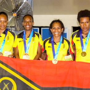 Golden start for Vanuatu table tennis