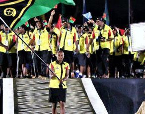 Team Vanuatu to parade through town