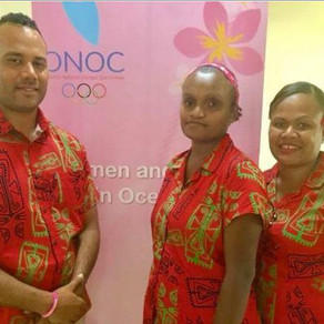 Vanuatu partcipates in Women and Sport Oceania subregional workshop
