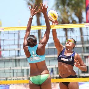 Vanuatu beaten at Asian Beach Volley Champs