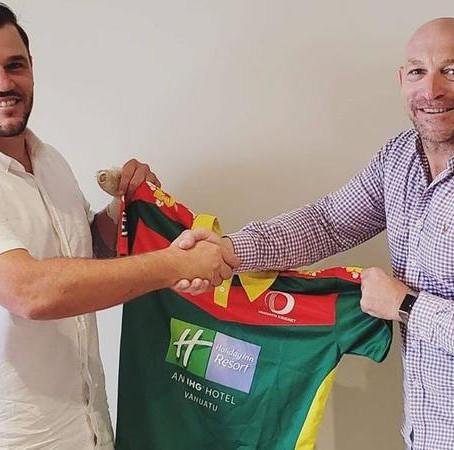 Sport: Vanuatu Cricket's new coach Keen on team's future