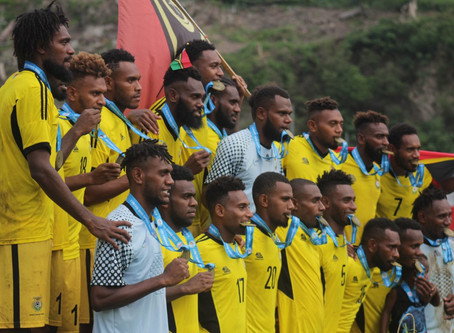 Team Vanuatu and the New Millennium