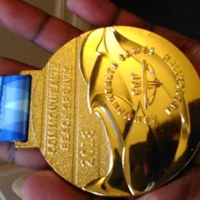 Gold for Vanuatu