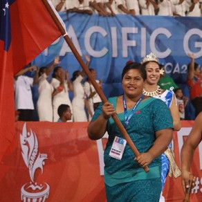 Samoa 2019 XVI Pacific Games opens in spectacular fashion