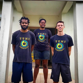 Vanuatu 3x3 Basketball Asia Cup mo Samoa preperesen