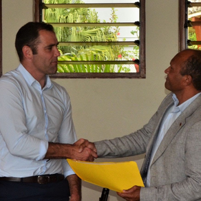 Cameron Smith AM Appointed Vanuatu Sports Ambassador
