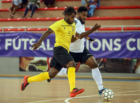 Vanuatu Futsal team finishes in 6th place in Nations Cup