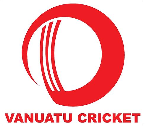 Vanuatu Cricket Logo