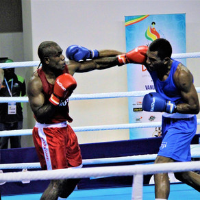 Vanuatu Boxing took the lead in Pago Pago