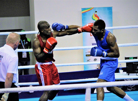Vanuatu Boxing took the lead in Pago Pago