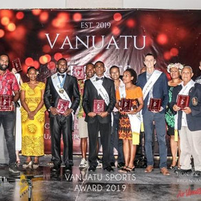Rii and Lulu take Home Major Honors At Inaugural Vanuatu Sports Awards