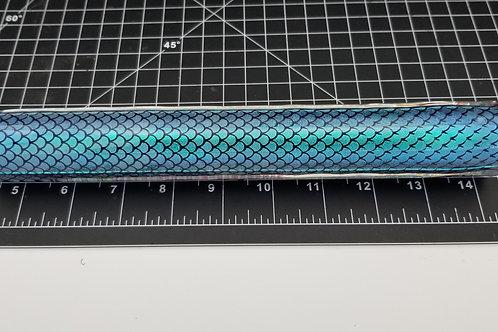 Dichroic Tubing Blue Scales F16