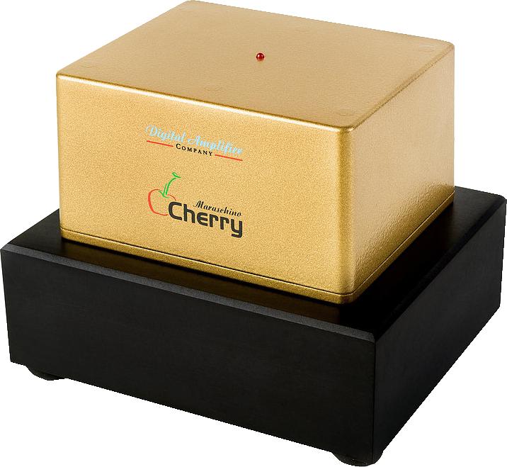GOLDEN Cherry DTM