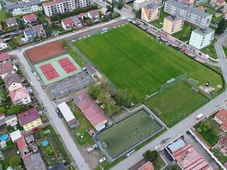 sportovní areál TJ Sokol Město Touškov