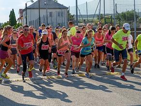 Olympijský běh znovu v Touškově