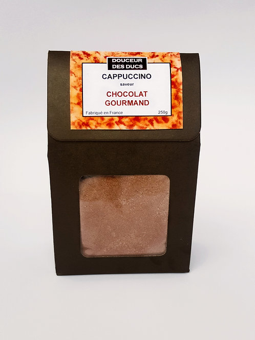 Cappuccino Chocolat gourmand