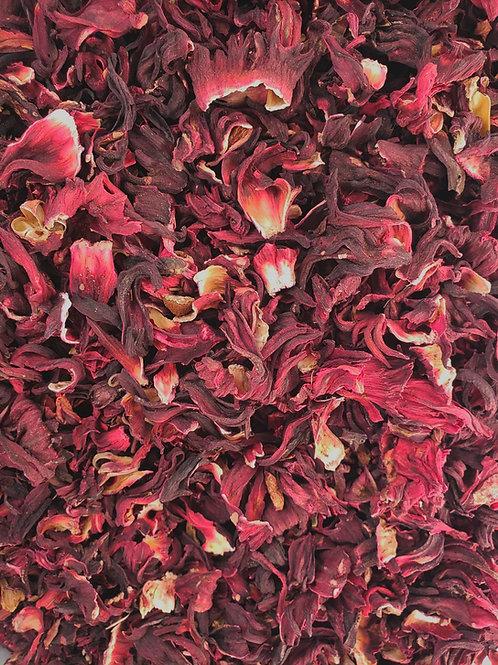 Fleurs d'Hibiscus d'Egypte 50g