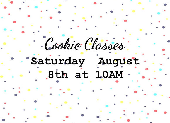 Saturday, August 8th - 10AM