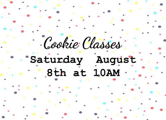 Saturday, August 8th - 10AM
