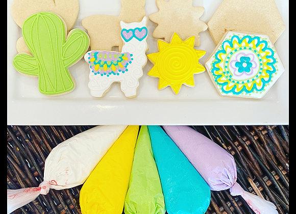 LLama DYOC Cookies