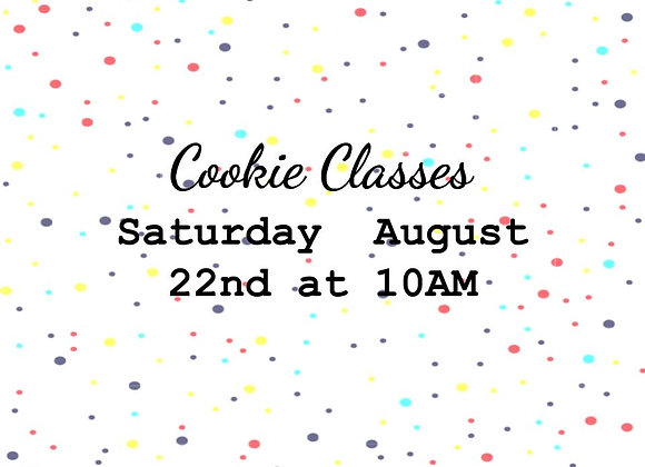 Saturday, August 22nd - 10AM