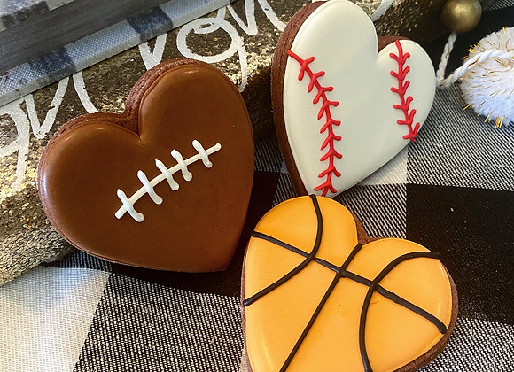A Sporty Valentines
