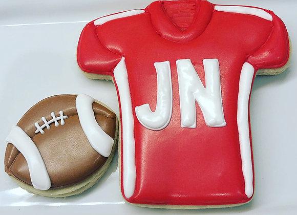 Individual Football Jersey