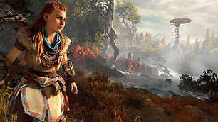 Horizon Zero Dawn - A Compelling Story Set In A Desirable Post Apocalyptic World