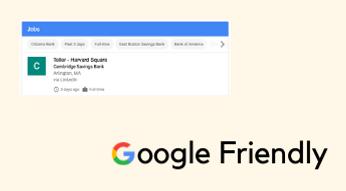 Google Job Post Structured Data