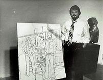 Carrage Barn show - 1980.jpg