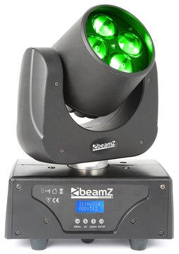 LED RGB Wash moving heads