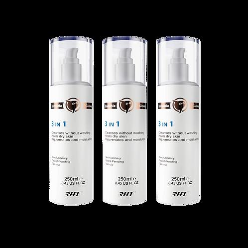 NCCO-IG 250ml 皮膚抗敏修護液 (薰衣草味) - 3支裝