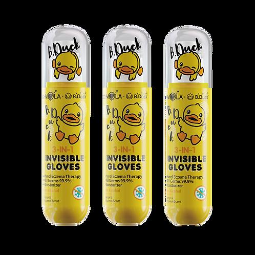 B.Duck NCCO-IG 100ml 皮膚抗敏修護液 (橘香) - 3支裝