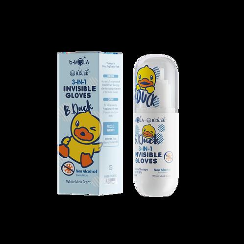 B.Duck NCCO-IG 50ml 皮膚抗敏修護液 (麝香味)