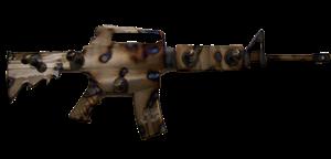 M-4 Rifle Five Hook Key Rack
