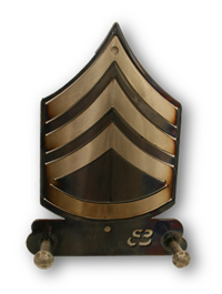 Staff Sergeant E-6 Two Hook