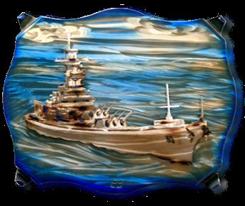 USS Arizona EBee Jr