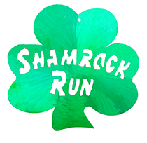 Shamrock Run Wall Hanging