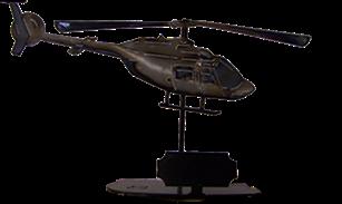 Recon Helicopter Replica