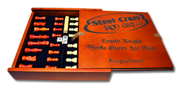 Custom Chess / Checker Set